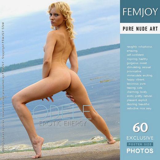 Odele - `Erotic Energy` - by Arev for FEMJOY