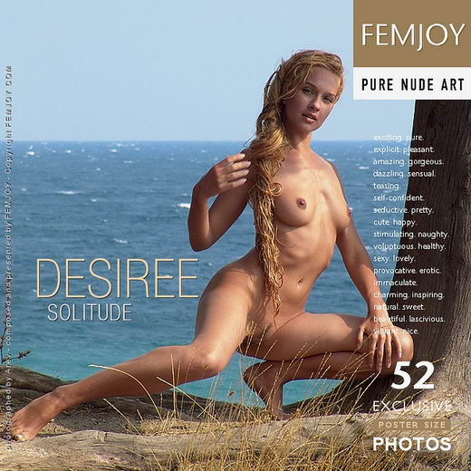 Desiree - `Solitude` - by Arev for FEMJOY