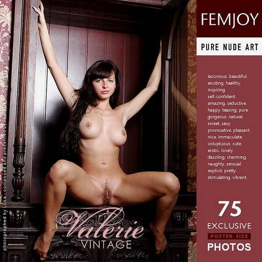 Valerie - `Vintage` - by Luka for FEMJOY
