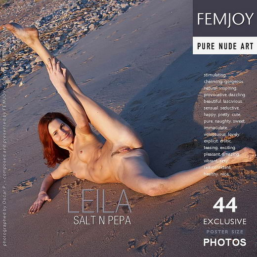 Leila - `Salt n Pepa` - for FEMJOY