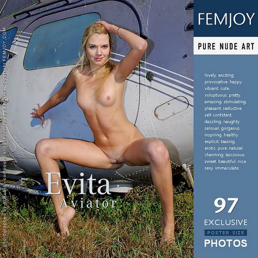 Evita - `Aviator` - by Al Rubin for FEMJOY