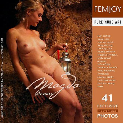 Magda - `Cavern` - for FEMJOY