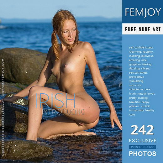 Irish - `Introducing` - by Jan Svend for FEMJOY
