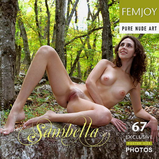 Sambella - `Sorceress` - by Valery Anzilov for FEMJOY