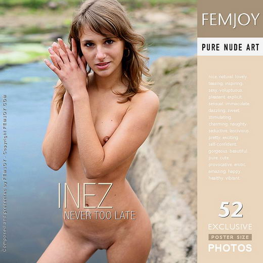 Inez - `Never Too Late` - by Romanoff for FEMJOY