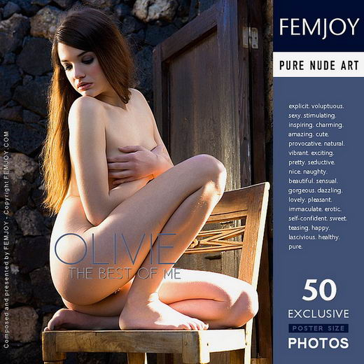 Olivie - `The Best Of Me` - by Demian Rossi for FEMJOY