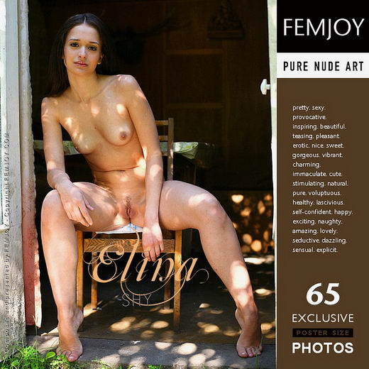 Elina - `Shy` - by Arev for FEMJOY