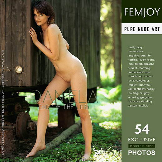 Daniela - `End Of The line` - for FEMJOY