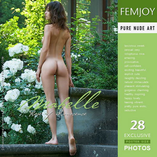 Mabelle - `Rose Of Innocence` - by Stefan Soell for FEMJOY