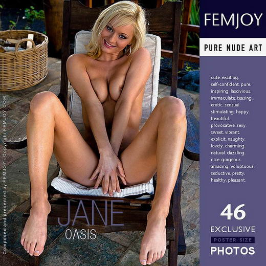 Jane - `Oasis` - by Demian Rossi for FEMJOY