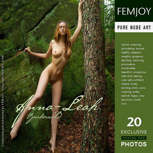 Anna-Leah - `Zauberwald` - by Stefan Soell for FEMJOY