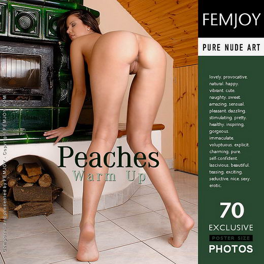 Peaches - `Warm Up` - by Andi Polver for FEMJOY