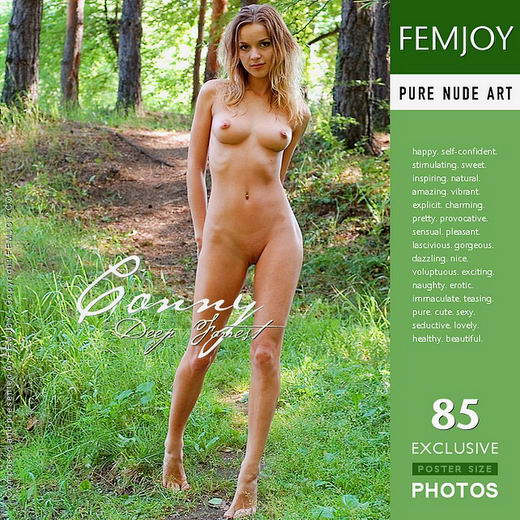 Conny - `Deep Forrest` - by Georg for FEMJOY
