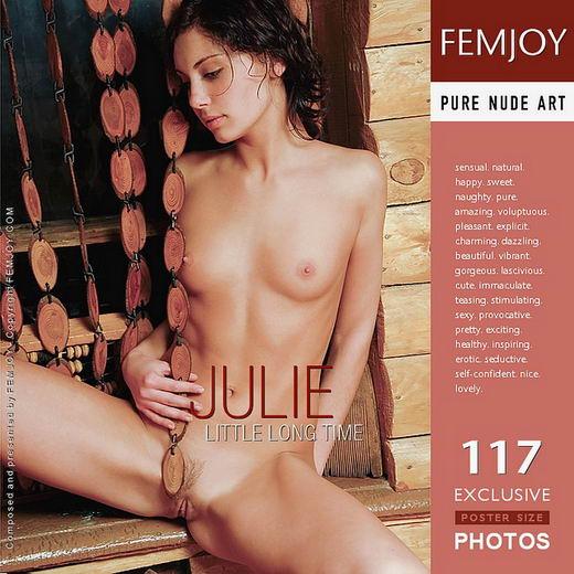 Julie - `Little Long Time` - for FEMJOY