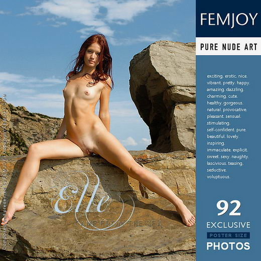Elle - `Came From The Sea` - by Jan Svend for FEMJOY