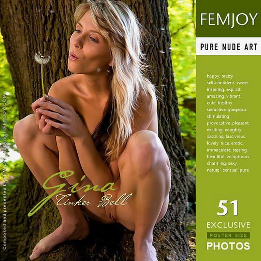 Gina - `Tinker Bell` - by Demian Rossi for FEMJOY