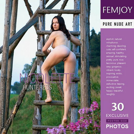 Nicolette - `Huntress` - by Stefan Soell for FEMJOY