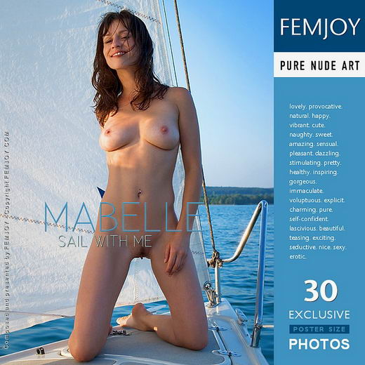 Mabelle - `Sail With Me` - by Stefan Soell for FEMJOY