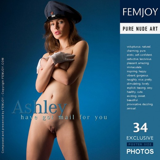Ashley in Have Got Mail For You gallery from FEMJOY by Stefan Soell