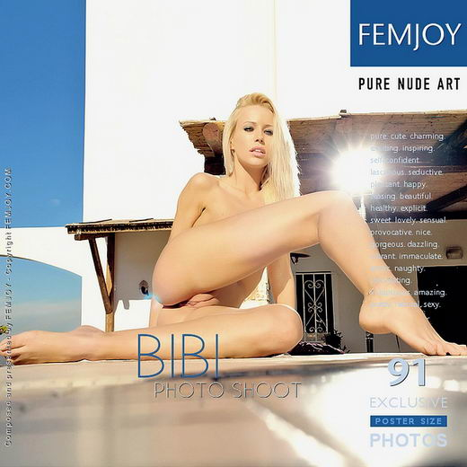 Bibi - `Photo Shoot` - by FEMJOY Exclusive for FEMJOY