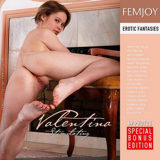 Valentina - `Stimulating` - by Skokov for FEMJOY
