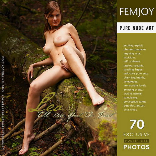 Lea - `Tell Me About The Forest` - for FEMJOY