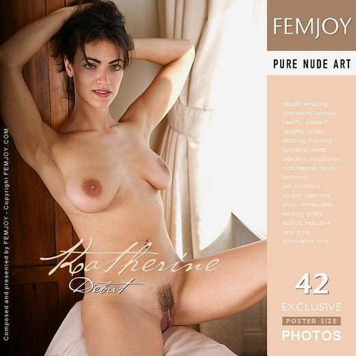 Katherine - `Debut` - by Iain for FEMJOY