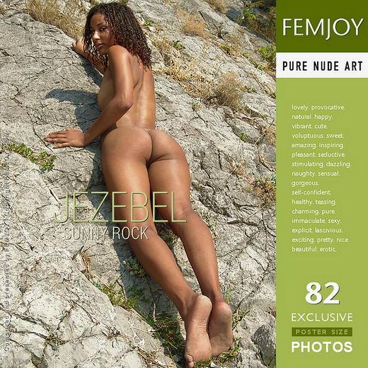 Jezebel - `Sunny Rock` - by Arev for FEMJOY