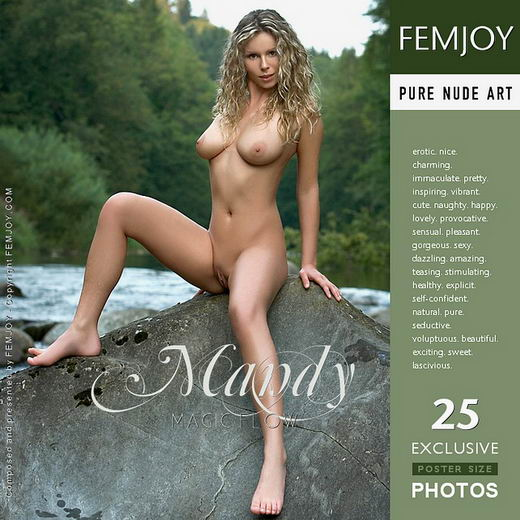 Mandy - `Magic Flow` - by Stefan Soell for FEMJOY