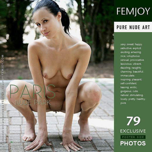 Paris - `Nude Park` - by Palmer for FEMJOY