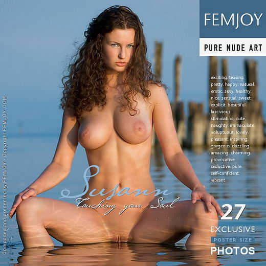 Susann - `Touching Your Soul` - by Stefan Soell for FEMJOY