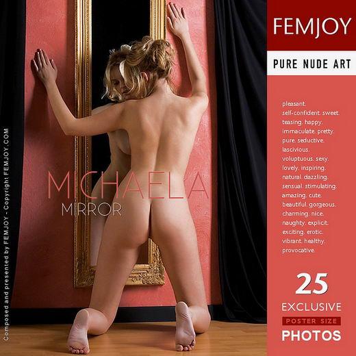 Michaela - `Mirror` - by Stefan Soell for FEMJOY