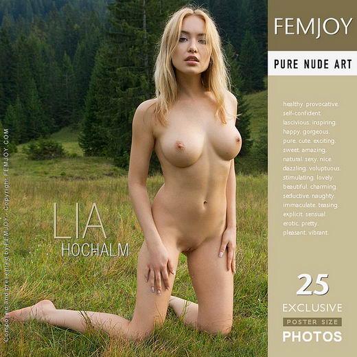 Lia - `Hochalm (final)` - by Stefan Soell for FEMJOY