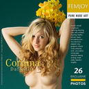 Corinna in Daffodils gallery from FEMJOY by Stefan Soell