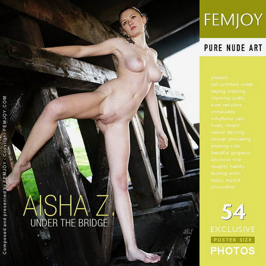 Aisha Z - `Under The Bridge` - by Palmer for FEMJOY