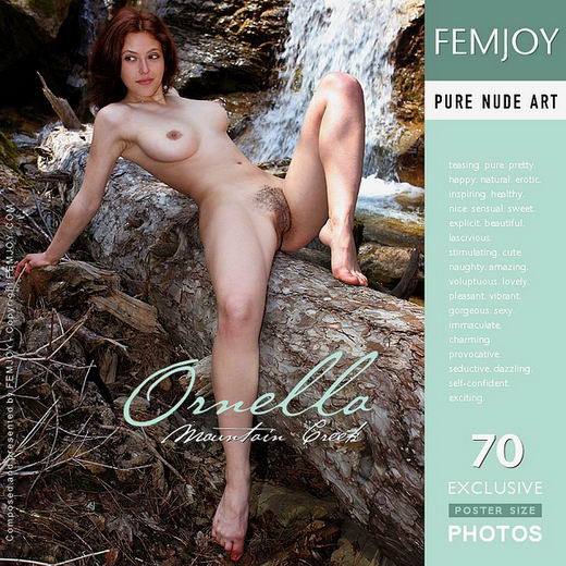 Ornella - `Mountain Creek` - by Valery Anzilov for FEMJOY