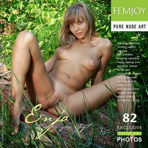 Enja - `Wearing Your Gift` - by Haralug for FEMJOY