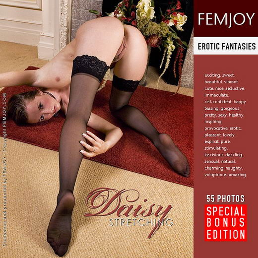 Daisy - `Stretching` - by Iain for FEMJOY