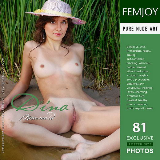 Dina - `Mermaid` - by Nikonov for FEMJOY