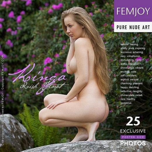 Kinga - `Irish Floret` - by Stefan Soell for FEMJOY
