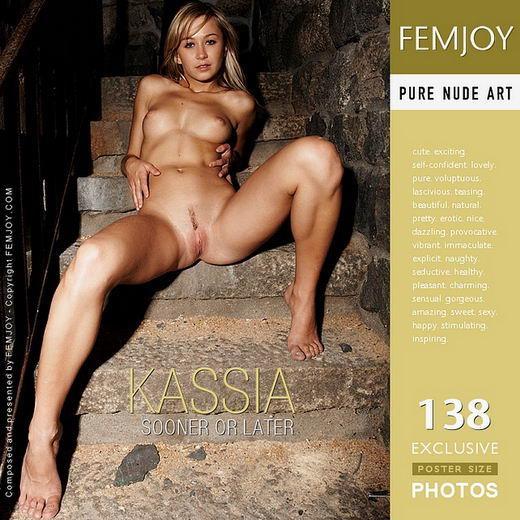 Kassia - `Sooner Or Later` - by Steffon for FEMJOY