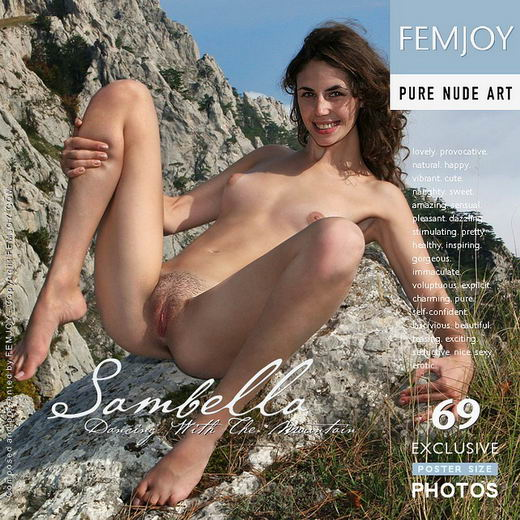 Sambella - `Dancing With The Mountain` - by Valery Anzilov for FEMJOY