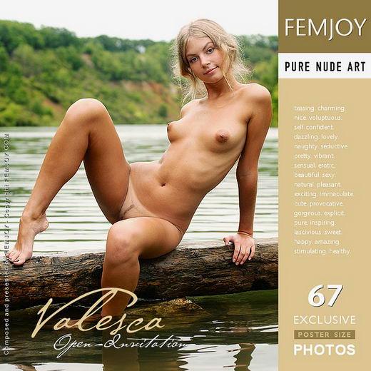 Valesca - `Open Invitation` - by Jan Svend for FEMJOY