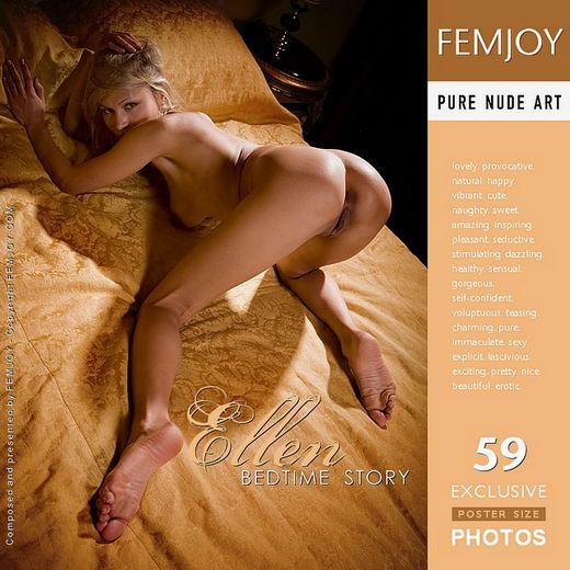 Ellen - `Bedtime Story` - by Demian Rossi for FEMJOY