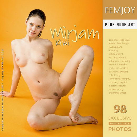 Mirjam - `Kiwi` - for FEMJOY