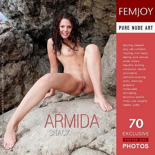 Armida - `Snack` - by Valery Anzilov for FEMJOY
