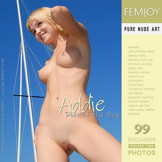 Addie - `Dock of the Bay` - by Stripy Elephant for FEMJOY