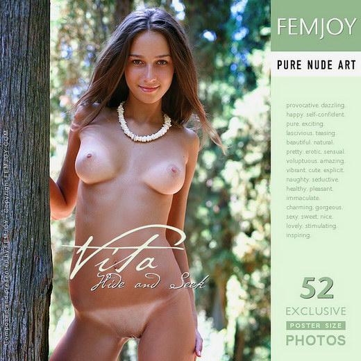 Vita - `Hide and Seek` - by Romanoff for FEMJOY