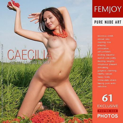 Caecilia - `Be My Rowan Berry` - by Oleg for FEMJOY