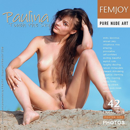 Paulina - `Touch the Sky` - by Sven Wildhan for FEMJOY